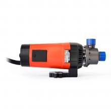 Bomba De Transvase Con Regulador Inoxidable Argentec 220v