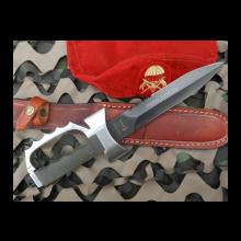 Cuchillo Tactico  Yarara Regimiento de Paracaidistas