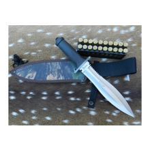 Cuchillo Outdoor Yarara Chanchero Cazador Tareas de Monte o Faenamiento