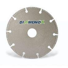 Disco P/ Amoladora 115mm Diamondx Corte Sin Olor No Se Rompe