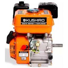 Motor A Explosion Naftero Kushiro 7 Hp 208 Cc Eje Horizontal