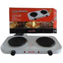 Anafe Electrico Brogas Dos Hornallas