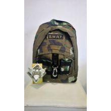 Mochila Camuflada Para Trekking 19 Lts Swat 91.25501