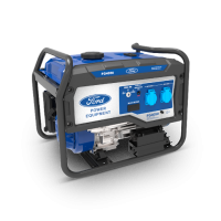 Generador FORD FG4650 - Nominal: 2800W / Pico: 3100W