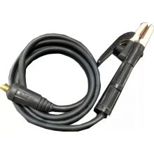 Pinza Porta Electrodo Con Cable De 2 Mts 500 Amp.