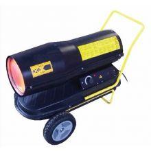 Calefactor Turbo Kushiro 30 Kw Portátil Diesel C/ Termostato