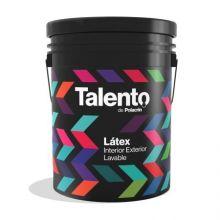Latex Interior Exterior Polacrin Talento 20 Lts Premium